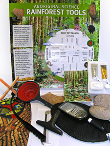 Aboriginal science technology and trade loans kit