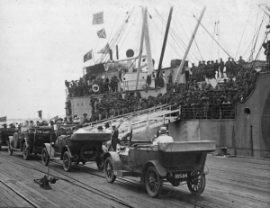 Shell-shocked: Australia after Armistice