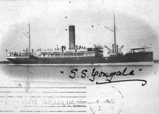 Yongala: Centenary on the seabed