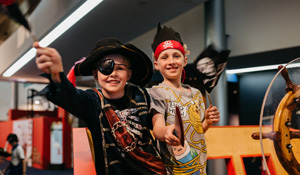 Pirates Holiday Program