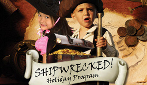 Shipwrecked Holiday Program